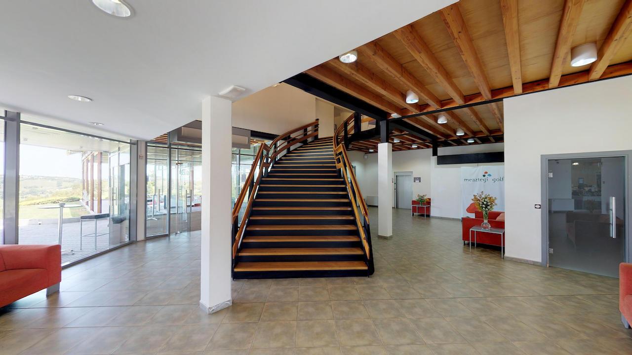 Casa club e instalaciones Campo de golf - Meaztegi Golf.- Bizkaia · Bilbao 0101