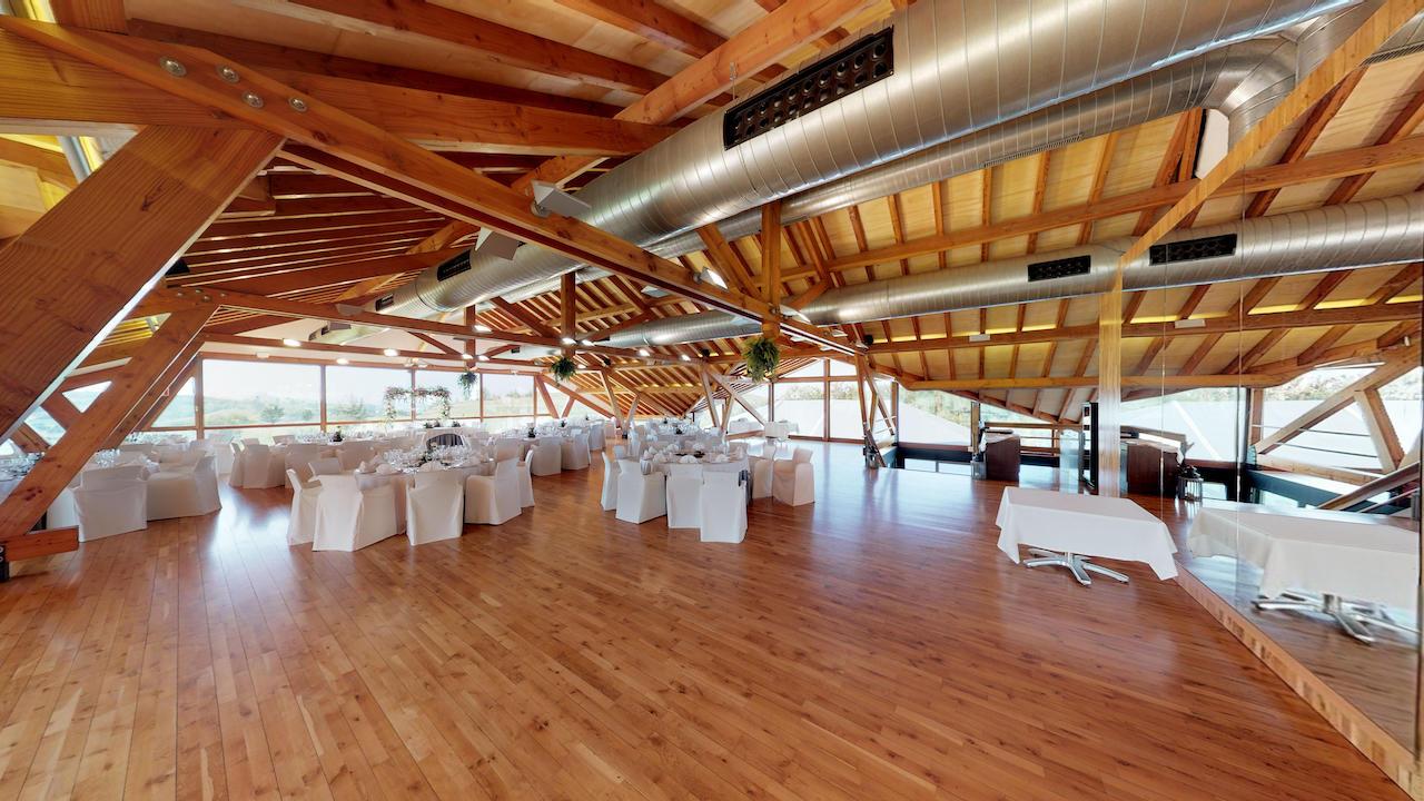 Casa club e instalaciones Campo de golf - Meaztegi Golf.- Bizkaia · Bilbao 0102