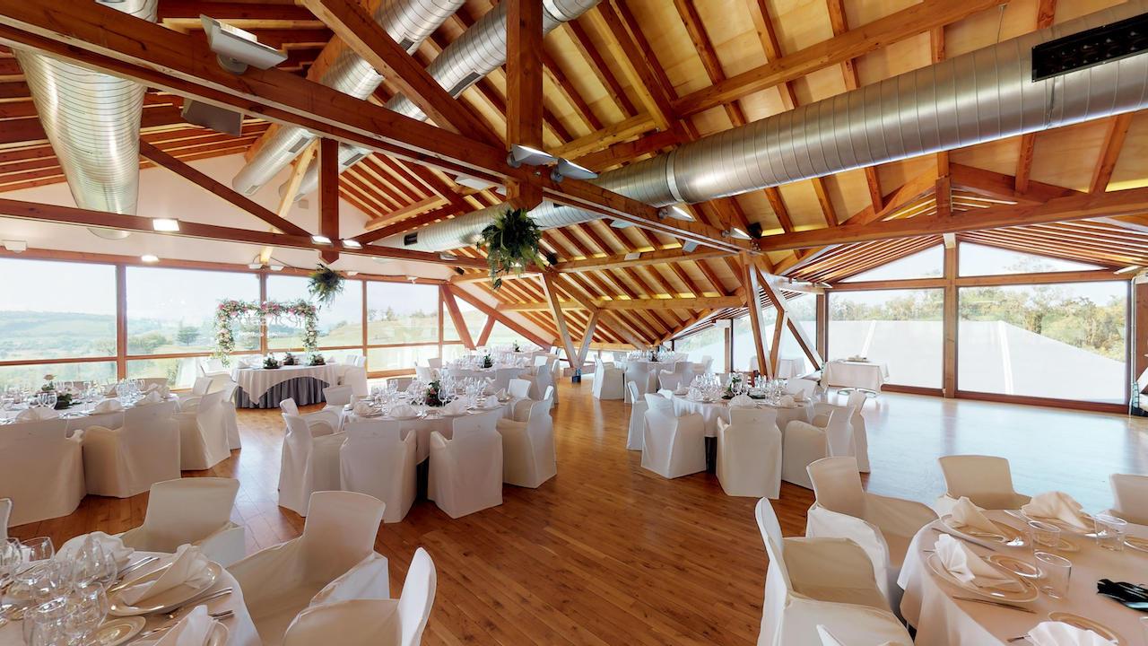 Casa club e instalaciones Campo de golf - Meaztegi Golf.- Bizkaia · Bilbao 0104