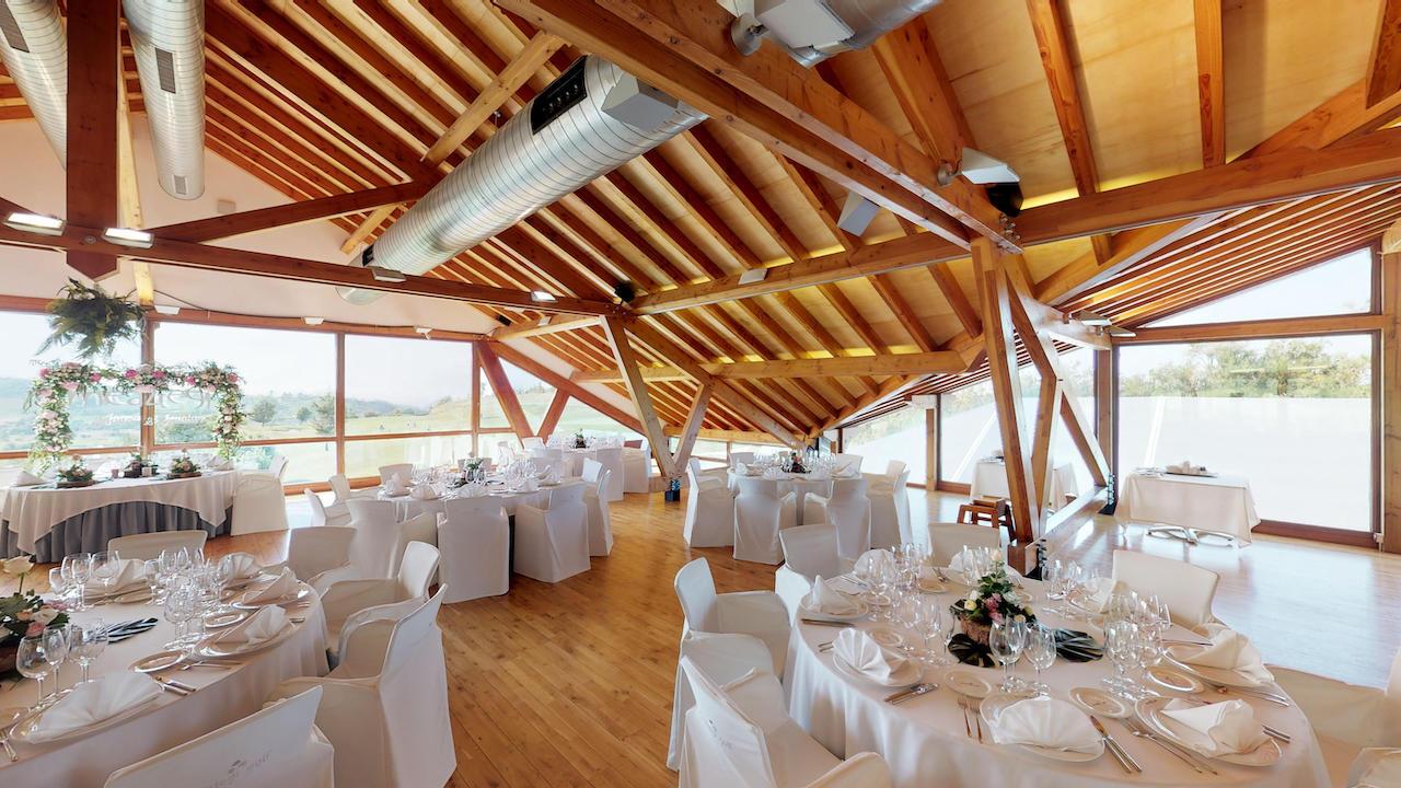 Casa club e instalaciones Campo de golf - Meaztegi Golf.- Bizkaia · Bilbao 0105