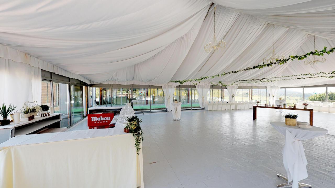 Casa club e instalaciones Campo de golf - Meaztegi Golf.- Bizkaia · Bilbao 0108