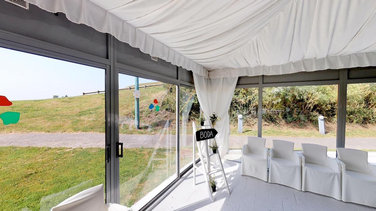 Casa club e instalaciones Campo de golf - Meaztegi Golf.- Bizkaia · Bilbao 0109