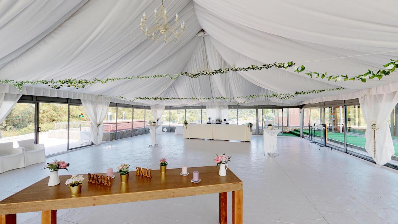 Casa club e instalaciones Campo de golf - Meaztegi Golf.- Bizkaia · Bilbao 0110