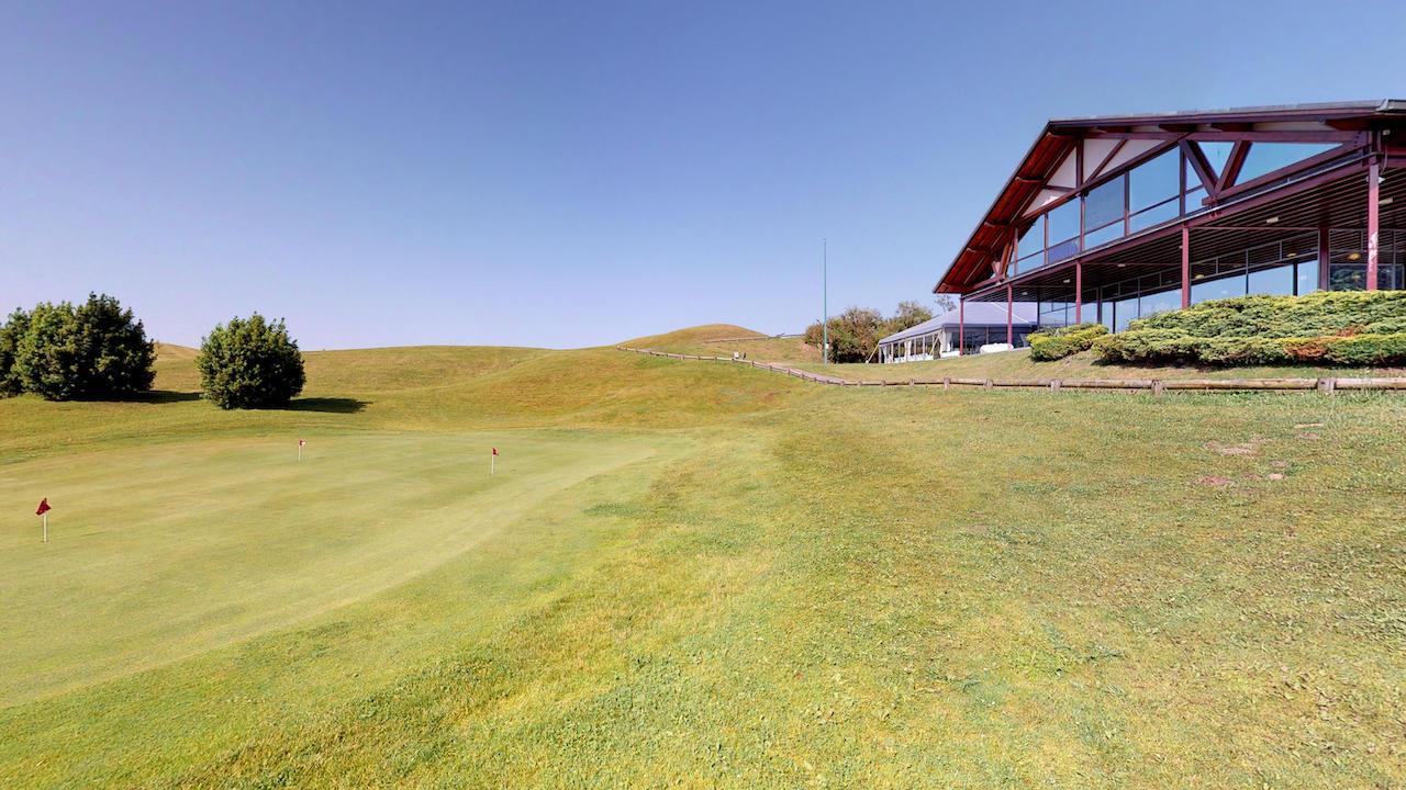 Casa club e instalaciones Campo de golf - Meaztegi Golf.- Bizkaia · Bilbao 0116