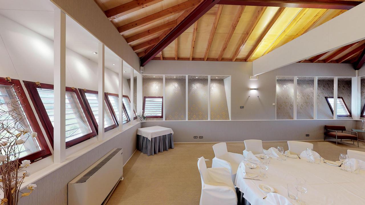 Casa club e instalaciones Campo de golf - Meaztegi Golf.- Bizkaia · Bilbao 0117