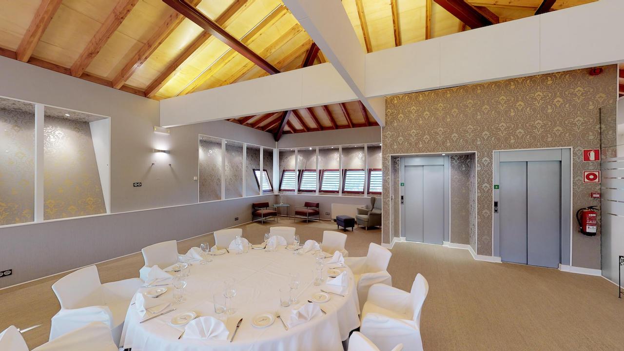 Casa club e instalaciones Campo de golf - Meaztegi Golf.- Bizkaia · Bilbao 0118