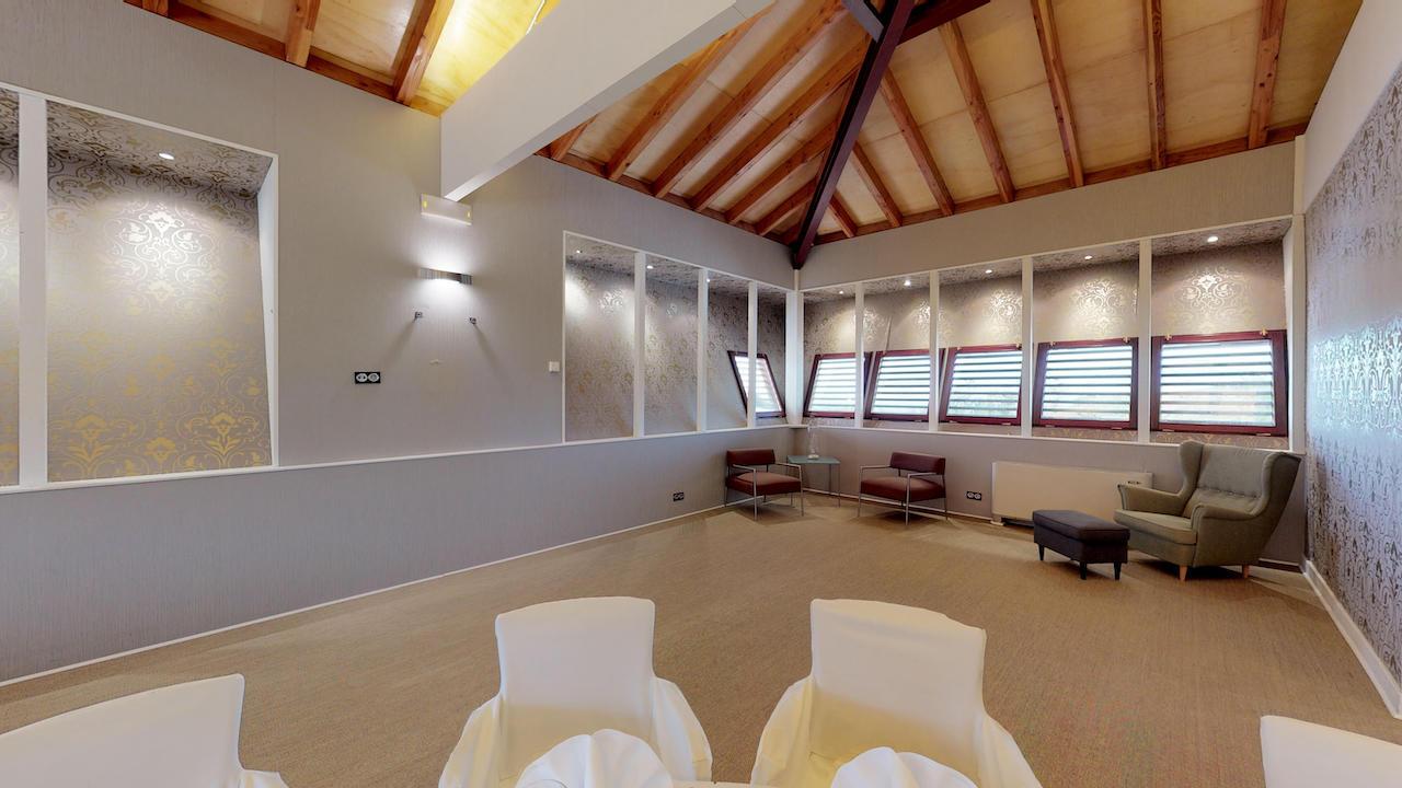 Casa club e instalaciones Campo de golf - Meaztegi Golf.- Bizkaia · Bilbao 0120