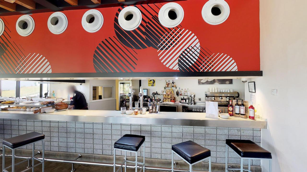 Casa club e instalaciones Campo de golf - Meaztegi Golf.- Bizkaia · Bilbao 0122