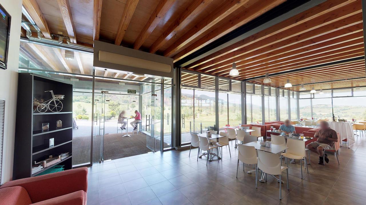 Casa club e instalaciones Campo de golf - Meaztegi Golf.- Bizkaia · Bilbao 0123