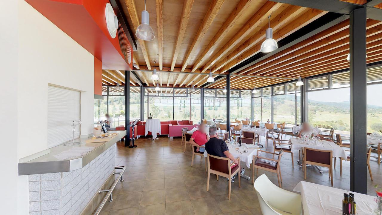 Casa club e instalaciones Campo de golf - Meaztegi Golf.- Bizkaia · Bilbao 0127