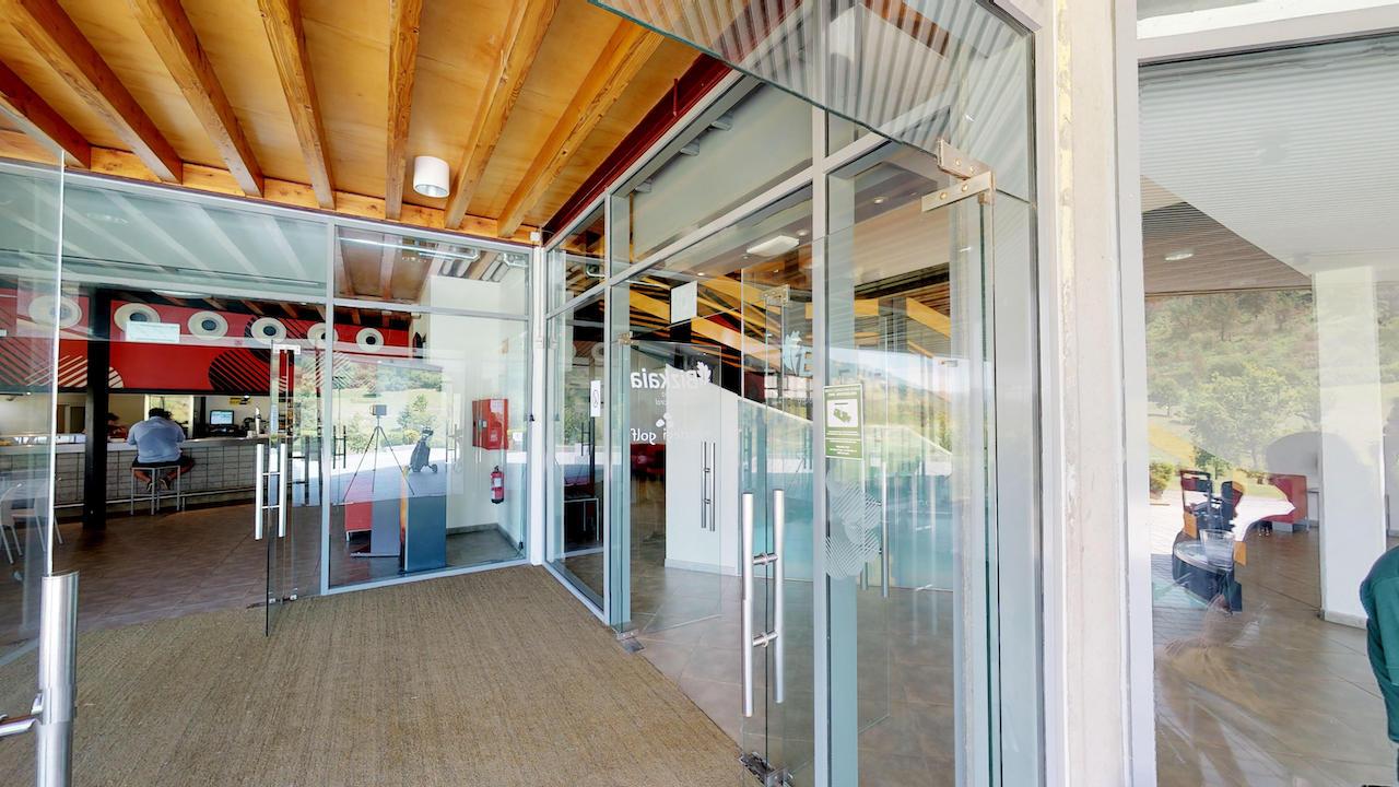 Casa club e instalaciones Campo de golf - Meaztegi Golf.- Bizkaia · Bilbao 0128