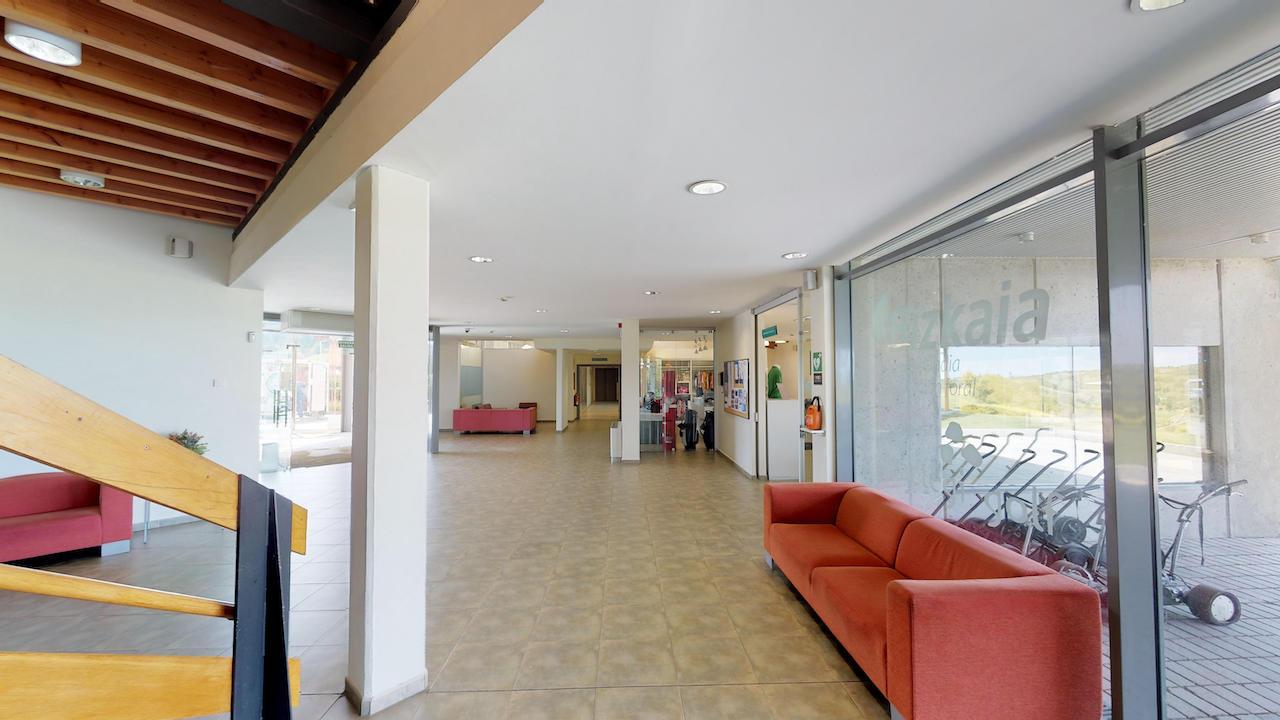 Casa club e instalaciones Campo de golf - Meaztegi Golf.- Bizkaia · Bilbao 0129