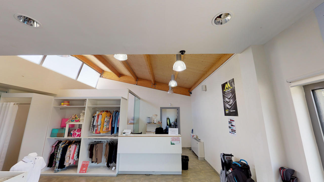 Casa club e instalaciones Campo de golf - Meaztegi Golf.- Bizkaia · Bilbao 0132