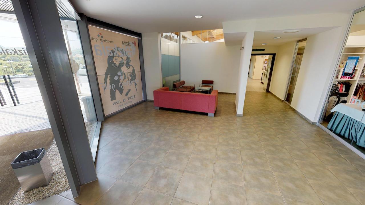 Casa club e instalaciones Campo de golf - Meaztegi Golf.- Bizkaia · Bilbao 0134