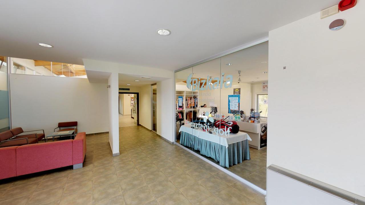 Casa club e instalaciones Campo de golf - Meaztegi Golf.- Bizkaia · Bilbao 0135