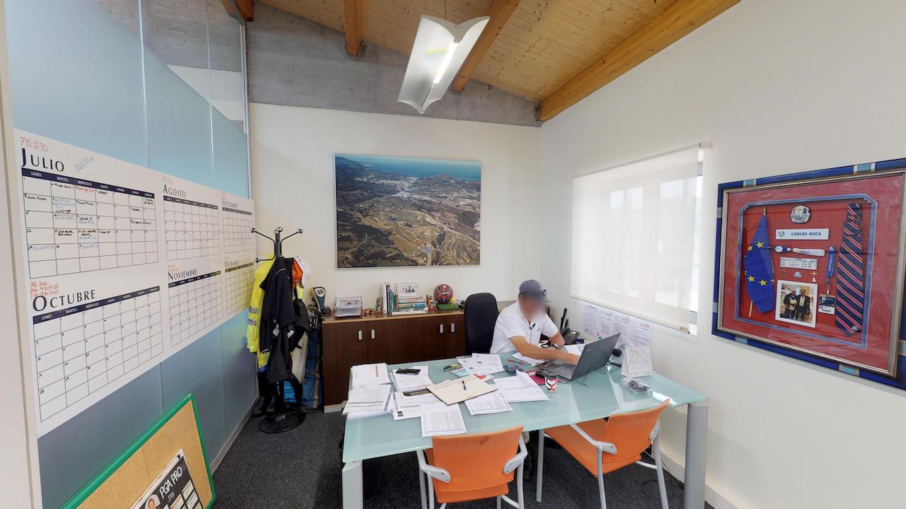 Casa club e instalaciones Campo de golf - Meaztegi Golf.- Bizkaia · Bilbao 0137