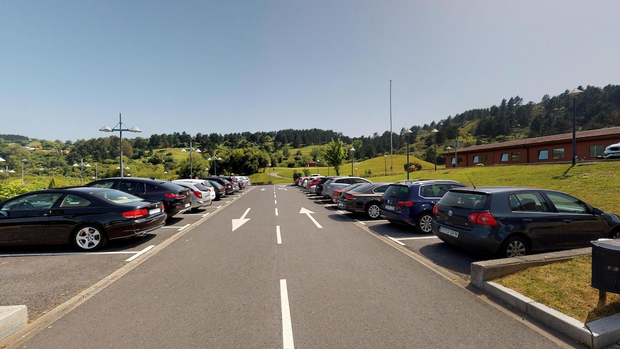 Casa club e instalaciones Campo de golf - Meaztegi Golf.- Bizkaia · Bilbao 0143
