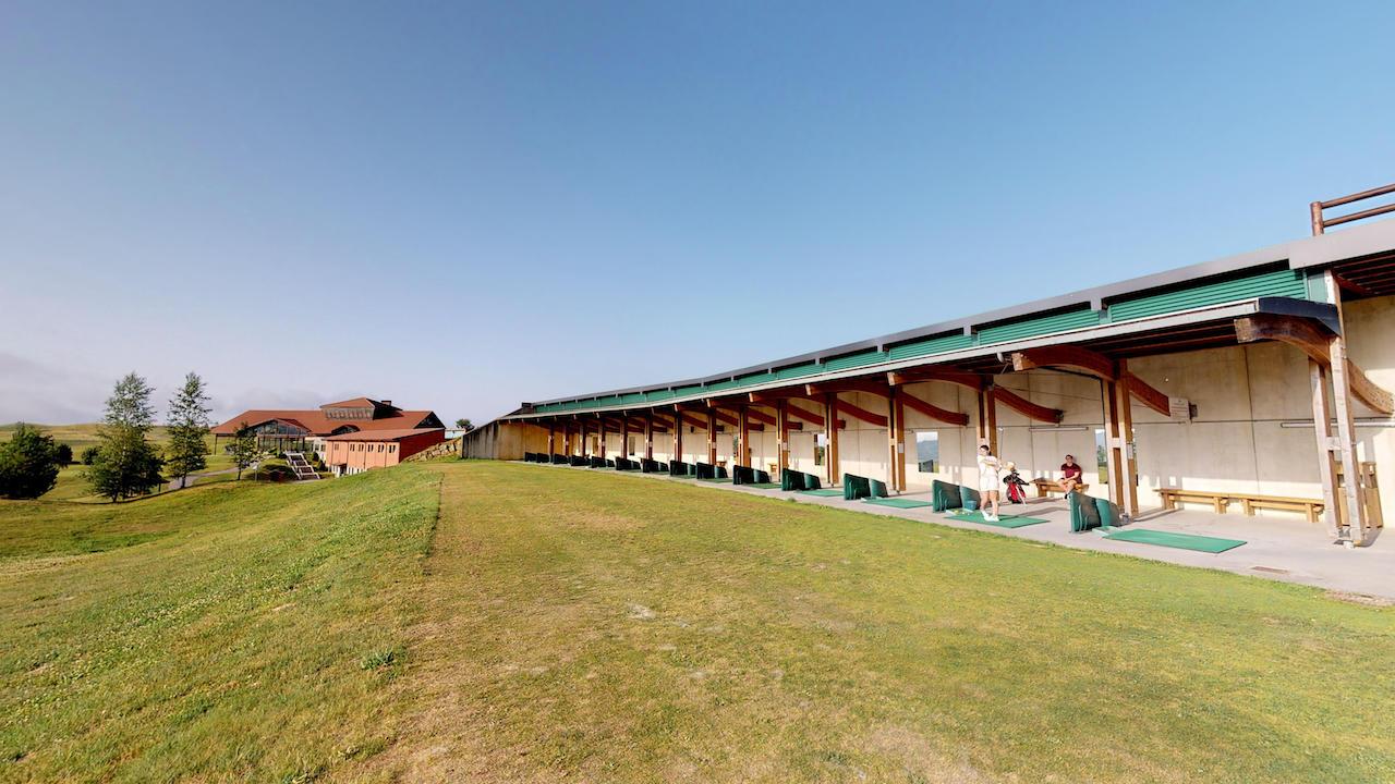 Casa club e instalaciones Campo de golf - Meaztegi Golf.- Bizkaia · Bilbao 0146