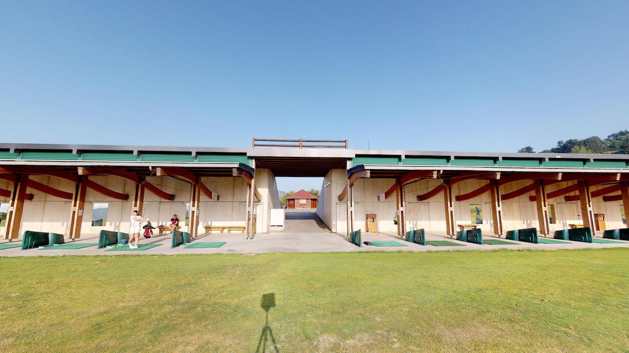 Casa club e instalaciones Campo de golf - Meaztegi Golf.- Bizkaia · Bilbao 0147