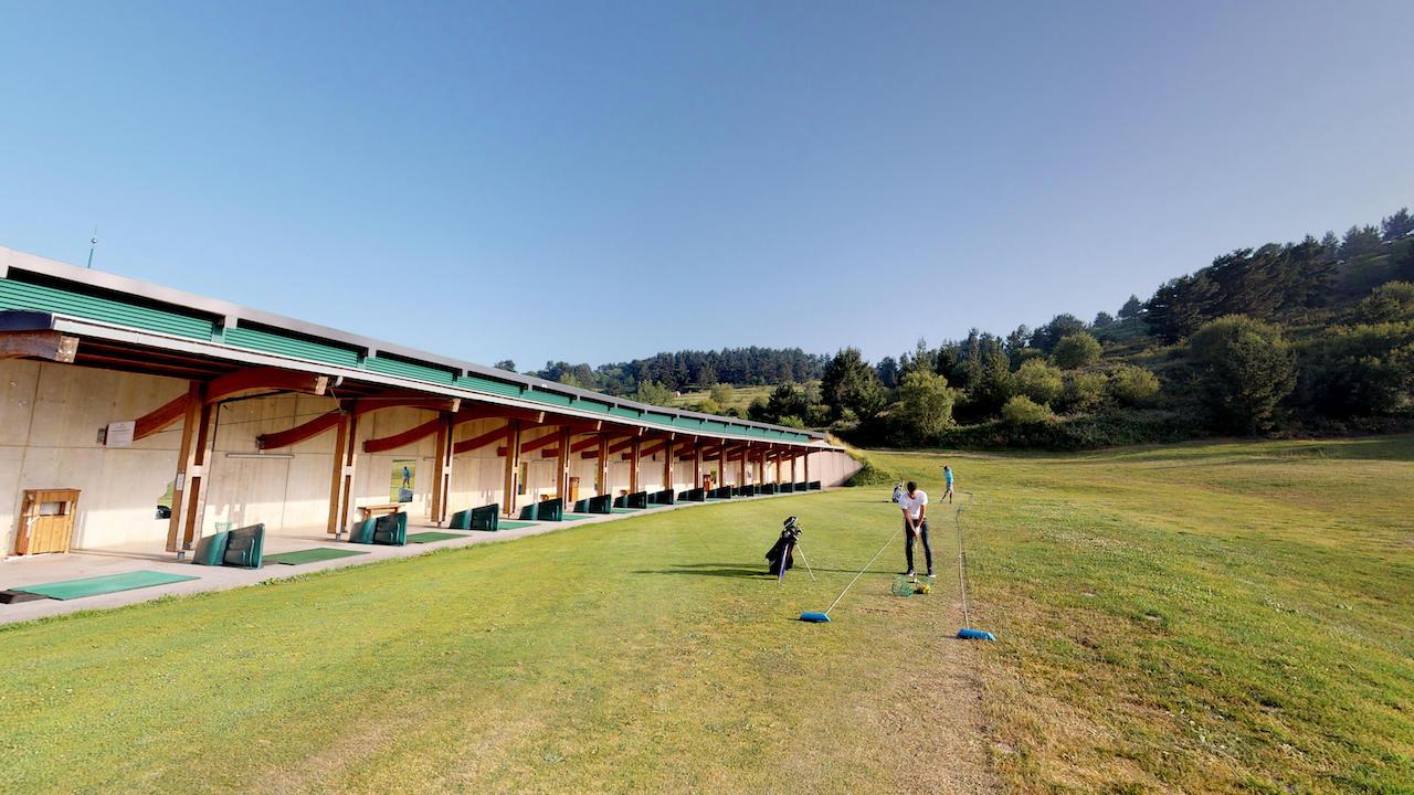 Casa club e instalaciones Campo de golf - Meaztegi Golf.- Bizkaia · Bilbao 0148