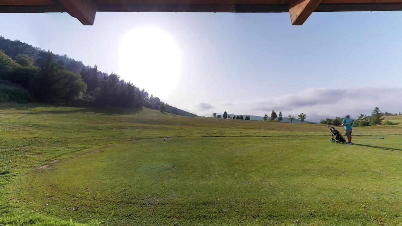 Casa club e instalaciones Campo de golf - Meaztegi Golf.- Bizkaia · Bilbao 0149