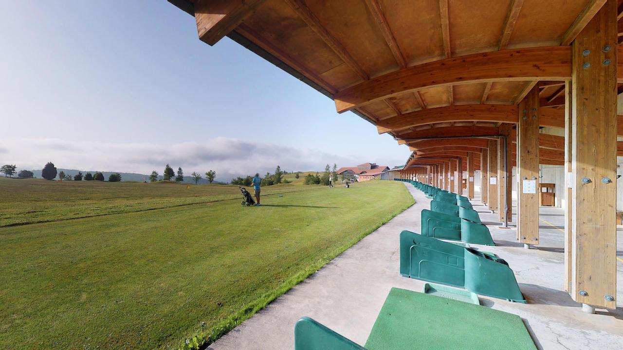 Casa club e instalaciones Campo de golf - Meaztegi Golf.- Bizkaia · Bilbao 0150