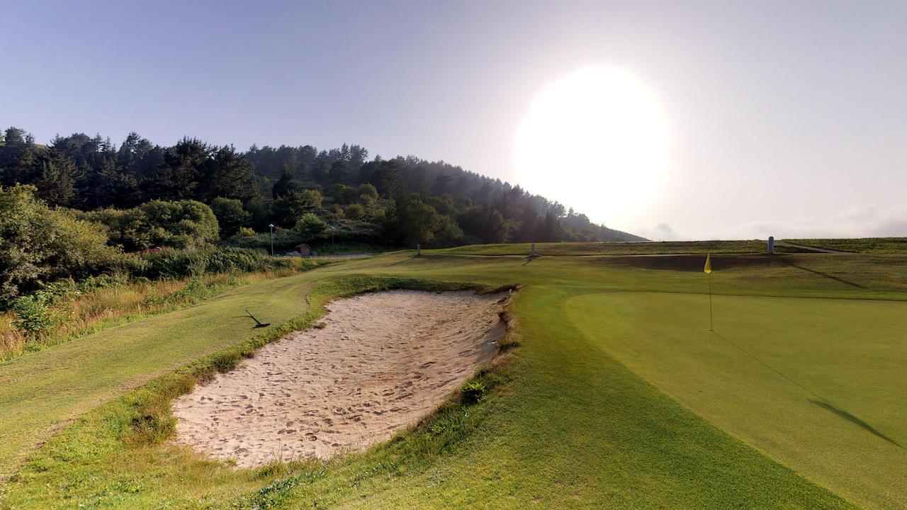 Casa club e instalaciones Campo de golf - Meaztegi Golf.- Bizkaia · Bilbao 0152