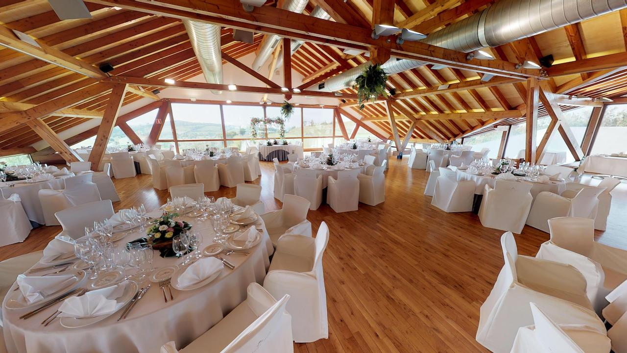 Casa club e instalaciones Campo de golf - Meaztegi Golf.- Bizkaia · Bilbao 0159