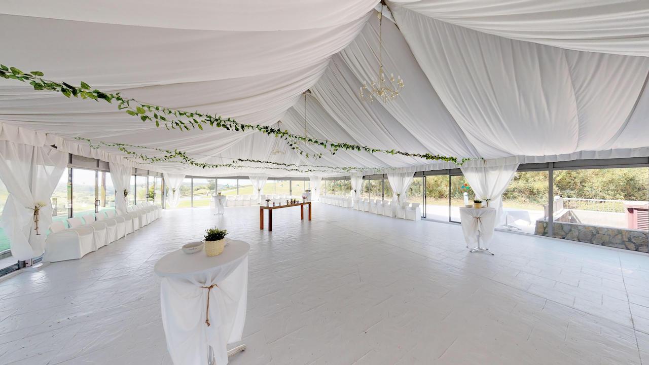 Casa club e instalaciones Campo de golf - Meaztegi Golf.- Bizkaia · Bilbao 0160