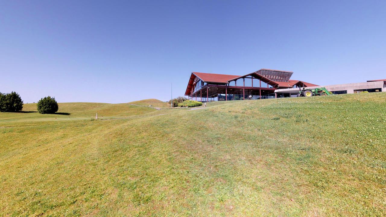 Casa club e instalaciones Campo de golf - Meaztegi Golf.- Bizkaia · Bilbao 0161
