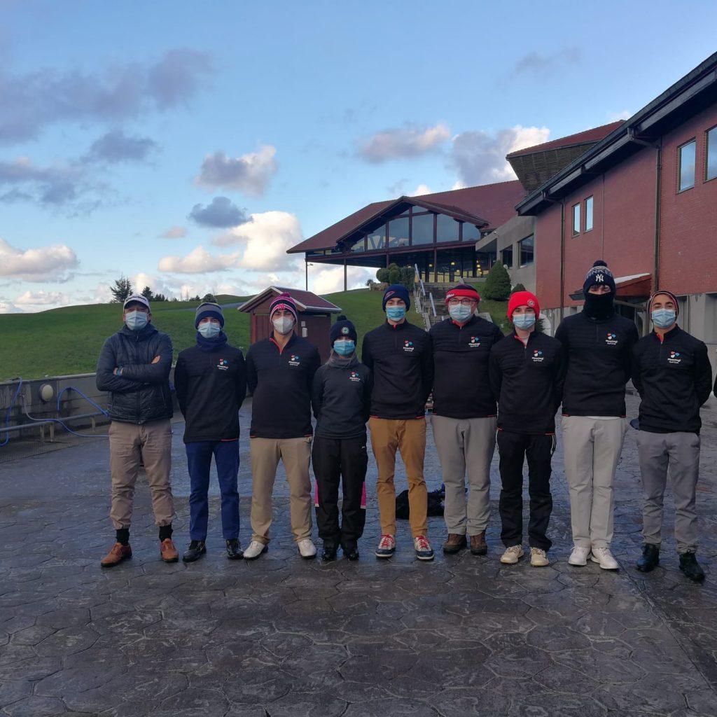 Equipo Top Team Sub-21 de Meaztegi Golf 14