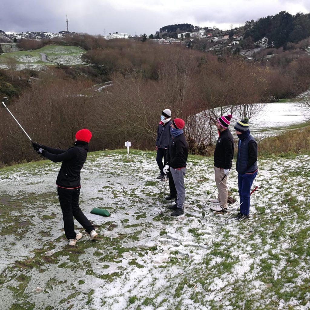 Equipo Top Team Sub-21 de Meaztegi Golf 21